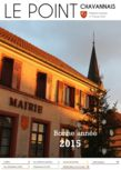 Le Point Chavannais - Magazine municipal n°1 - Janvier 2015